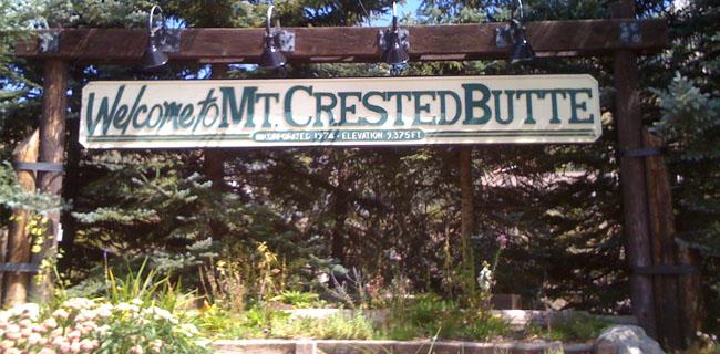 Denver Airport to Crested Butte Transportation