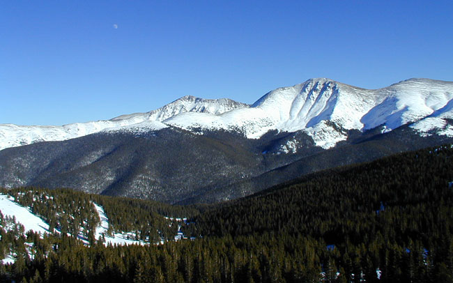 Winter Park Shuttle in Fraser Valley, Colorado.