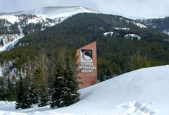 Our Private Copper Mountain Airport Shuttle provides custom luxury airport transportation from Denver Airport to Copper Mountain.