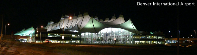 Private Denver Airport Shuttle Service