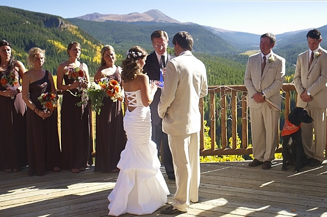 Colorado Wedding Transportation